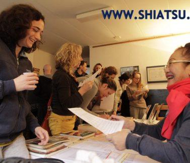 Open dag bij de Nederlandse School voor Klassieke Shiatsu