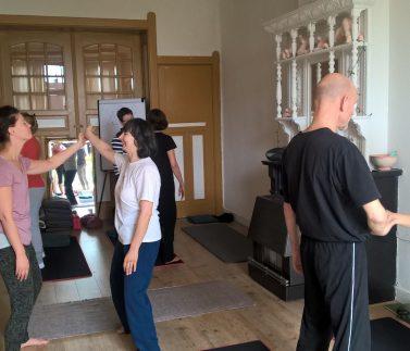 Hara en Meridianen workshop Ned School voor DO-IN