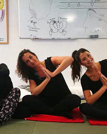Workshop Nederlandse school voor DO-IN