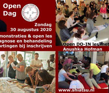 Open dag 30 aug 2020