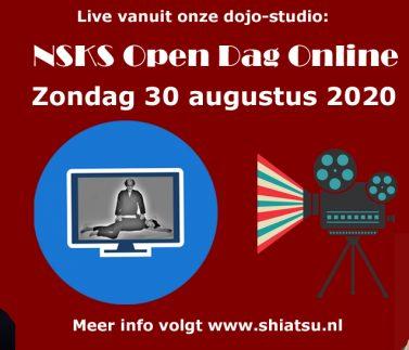 Open dag 30 aug 2020 online