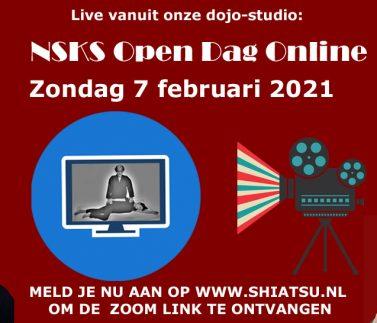 Open dag 7 febr 2021 online